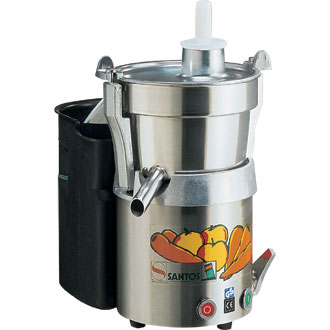 Santos High Output Commercial juicer